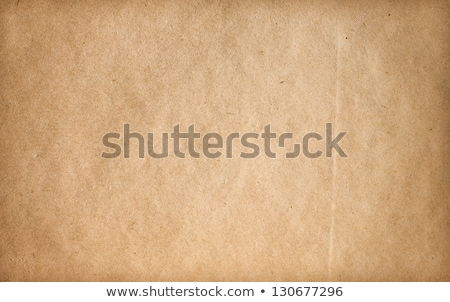 brun · recycler · papier · couvrir · note · livre - photo stock © nuttakit