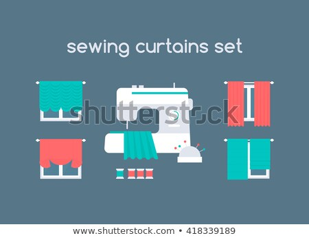threaded window Stock photo © sirylok