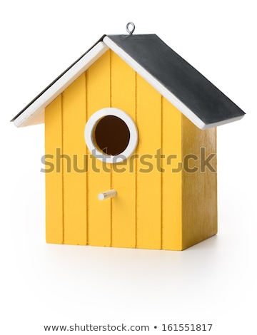 Stock foto: Small House For Birds