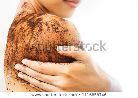 body scrub Stock photo © kubais