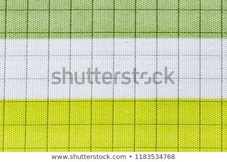 текстуры жесткий ткань детали квадратный шаблон Сток-фото © dgilder