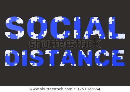 ストックフォト: 社会 · 言葉 · ピース · ウェブ · メール · 手紙