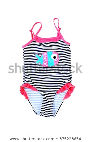 fused kids swimsuit Stock photo © RuslanOmega