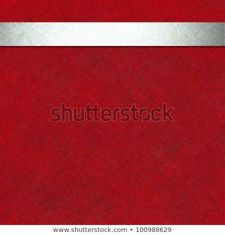Abstract zilver licht christmas partij Stockfoto © fresh_5265954