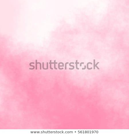 suluboya · valentine · kalp · vektör · el · boyalı - stok fotoğraf © artspace