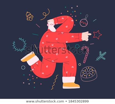 Pajama party concept vector illustration. Stock photo © RAStudio