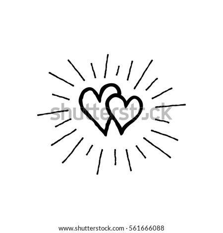 forma · de · coração · mãos · em · torno · de · vermelho · amor · mulher - foto stock © marinini