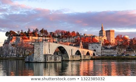 Avignon, France Stock photo © lightpoet