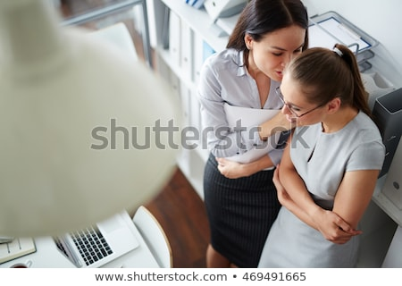 Office Gossip Stock photo © Pressmaster