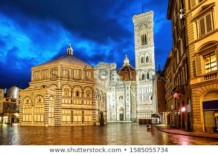 Stock photo: Brunelleschi's Masterpiece