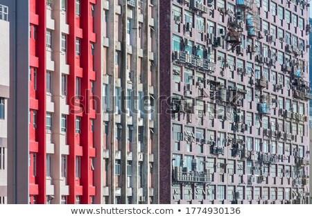 hong kong industrial stock photo © joyr