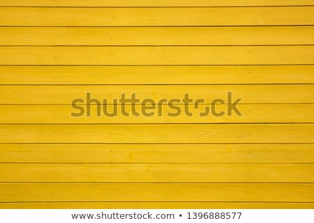 yellow wooden plank stock photo © h2o