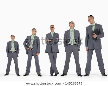 üzletember · szív · egészség · férfiak · fájdalom · személy - stock fotó © wavebreak_media