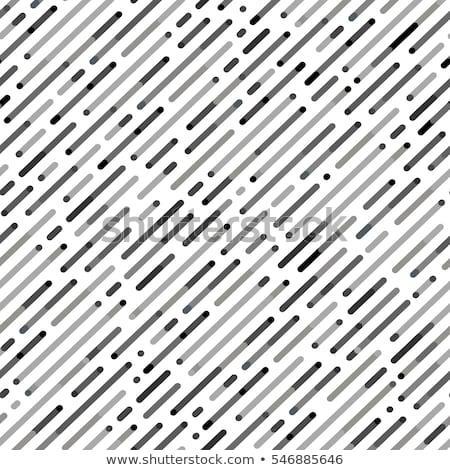 Sem costura moderno abstrato diagonal linhas padrão Foto stock © SArts