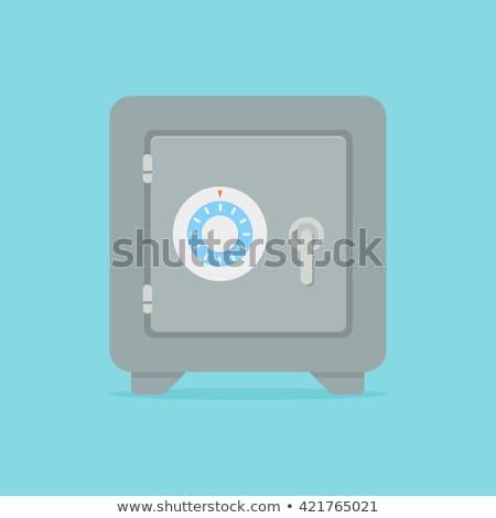 Bizalom ikon vektor izolált fehér trendi Stock fotó © smoki