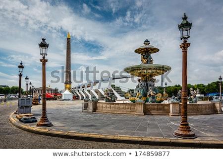 Paris · topo · lugar · la · isolado - foto stock © neirfy