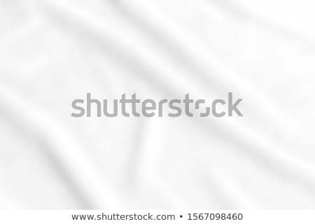 White fabric stock photo © zeffss