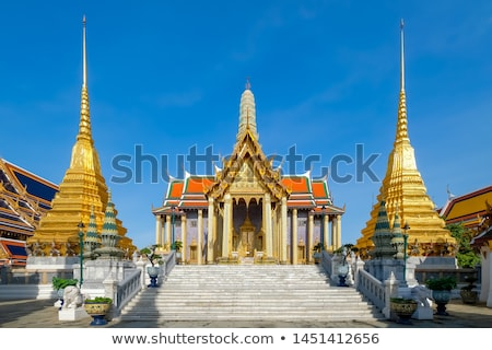Wat Phra Kaew Thailand Stock photo © teusrenes