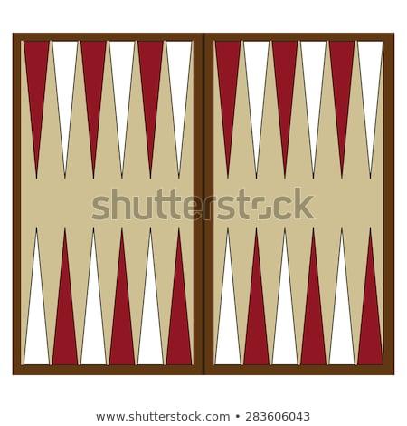 Stockfoto: Backgammon Board
