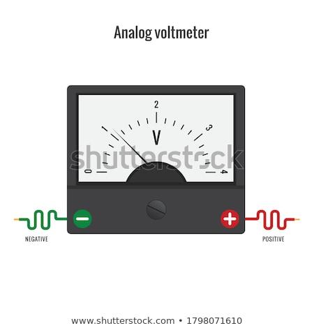 voltmeter stock photo © photography33