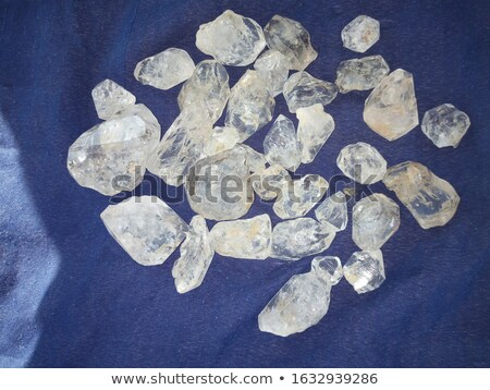 Quartz cristal Stock photo © antonprado
