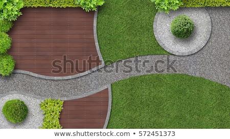 Landscape gardener Stock photo © photography33