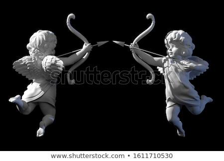 Сток-фото: Angel Statue