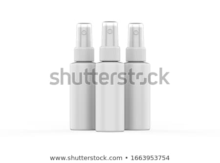 Aerosol isolated on white Stock photo © ozaiachin