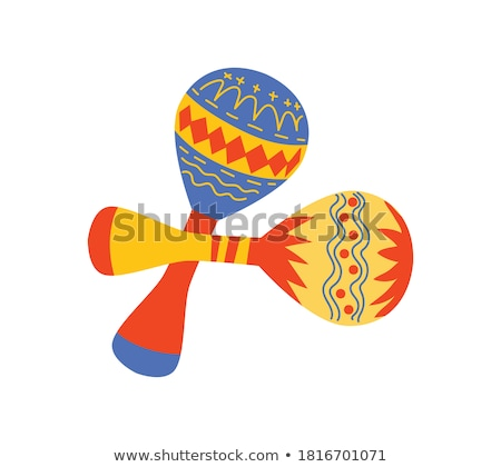 Maracas Stock photo © cteconsulting