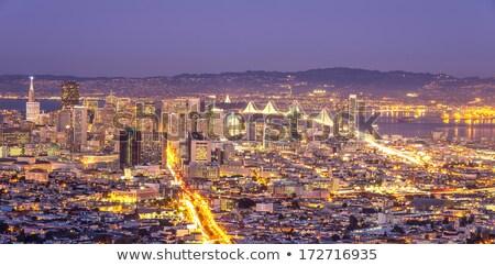Сан-Франциско центра детали близнец Сток-фото © Bertl123