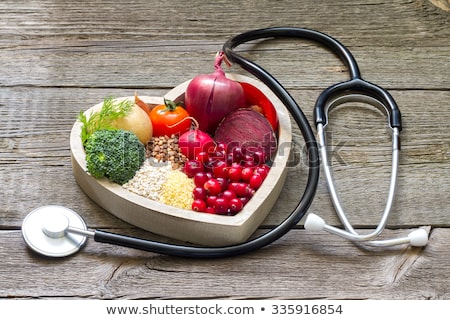 Healthy Heart Diet Stock photo © Lightsource