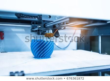 industrial 3d printer stock photo © yuriy