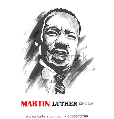 Memorial Day Martin Luther King Jr Stock photo © mayboro1964