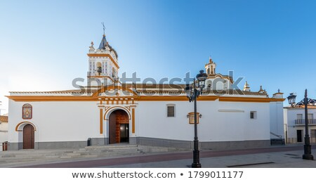собора Испания фасад Сток-фото © Photooiasson