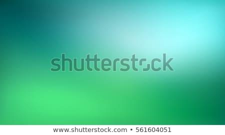 Verde abstrato luz estrelas Foto stock © oblachko