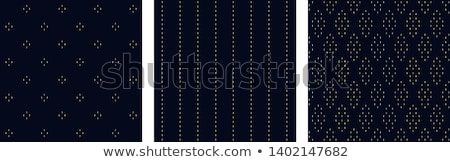 Vector colorful argyle pattern Stock photo © ElaK