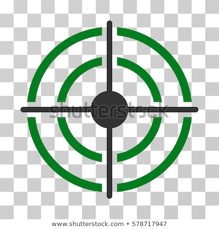 Gray sniper target. stock photo © boroda