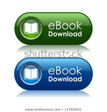 図書 · 今 · 緑 · ベクトル · アイコン · デザイン - ストックフォト © orson