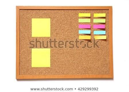 task wording isolate on white background Stock photo © vinnstock