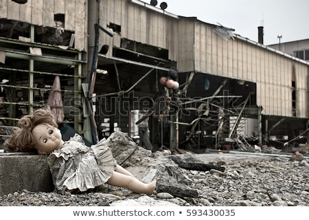 Tragisch nieuws verwonderd man mobiele telefoon lezing Stockfoto © tangducminh