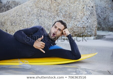Surfer dude Stock photo © Undy