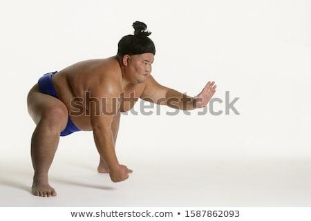 相撲 レスラー 実例 男 幸せ 人 ストックフォト © adrenalina
