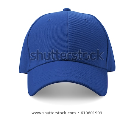 Blue cap isolated on white Stock photo © shutswis