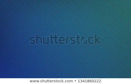 Ilustración televisión azul círculo ordenador diseno Foto stock © gigra