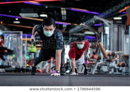 School Fitness Stock photo © Lightsource