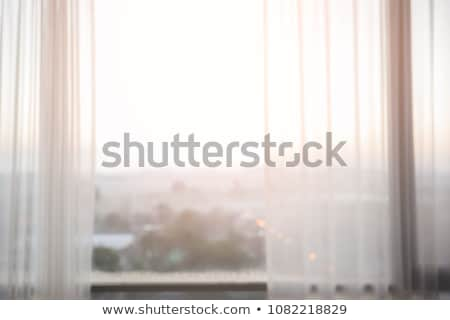 Abstract curtain background Stock photo © smuay