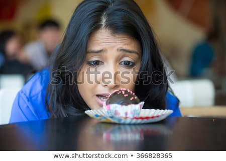 Control Food Temptation Stock photo © Lightsource