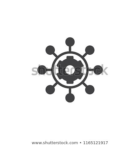 icon · ontwerp · business · geïsoleerd · illustratie · app - stockfoto © wad