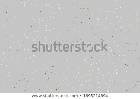 gray background with gold stars stock photo © blackmoon979