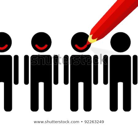 ビジネスマン 顧客サービス ビジネス 男 にログイン ハンドシェーク ストックフォト © kkunz2010